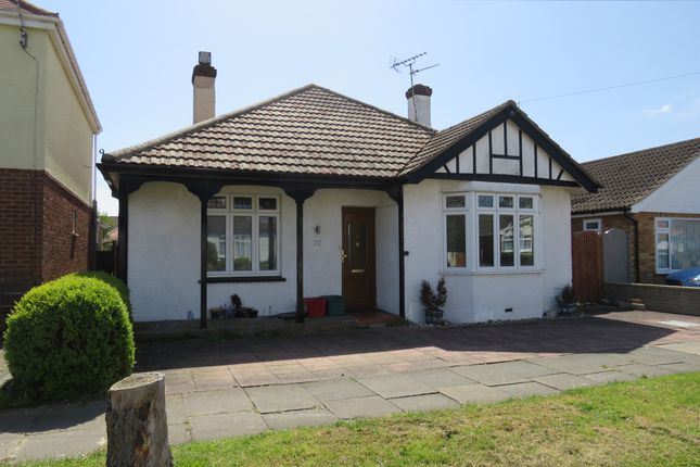 Thumbnail Detached bungalow for sale in Preston Road, Holland-On-Sea, Clacton-On-Sea