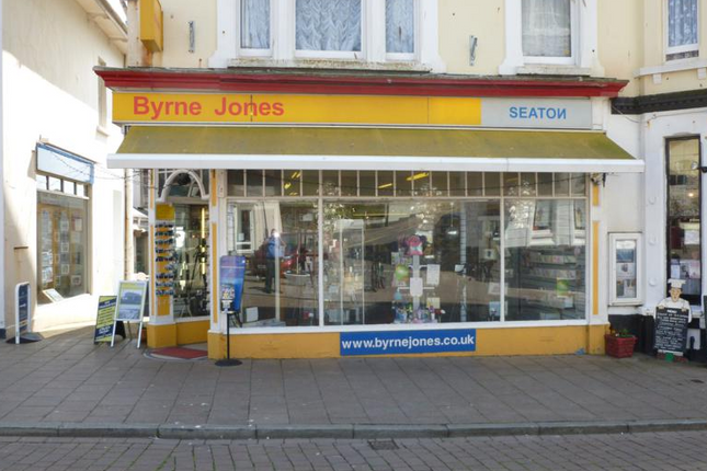 Thumbnail Retail premises for sale in Marine Place, Seaton