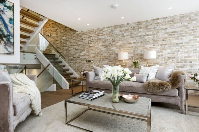 Thumbnail Terraced house for sale in Bentley's Yard, St Alphonsus Road, Clapham, London