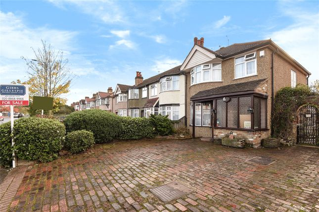 3 bed end terrace house for sale in Eastcote Lane, Harrow, Middlesex