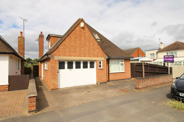 Thumbnail Detached house for sale in Cowper Street, Kettering