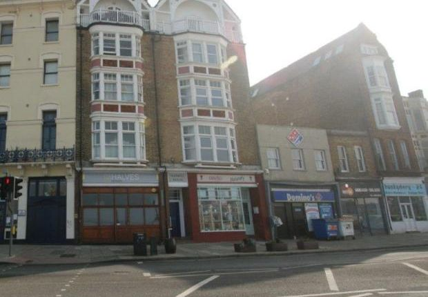 Thumbnail Flat to rent in Marine Drive, Margate