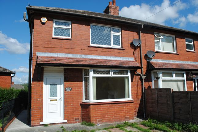 Thumbnail Semi-detached house to rent in East Road, Carbrook, Stalybridge