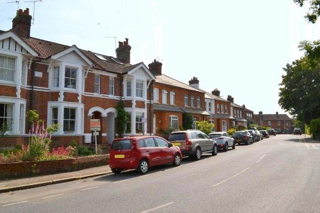 Thumbnail Terraced house for sale in Barden Road, Tonbridge