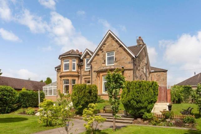 Thumbnail Flat for sale in Sheriff Park House, Sheriff Park Avenue, Glasgow, South Lanarkshire