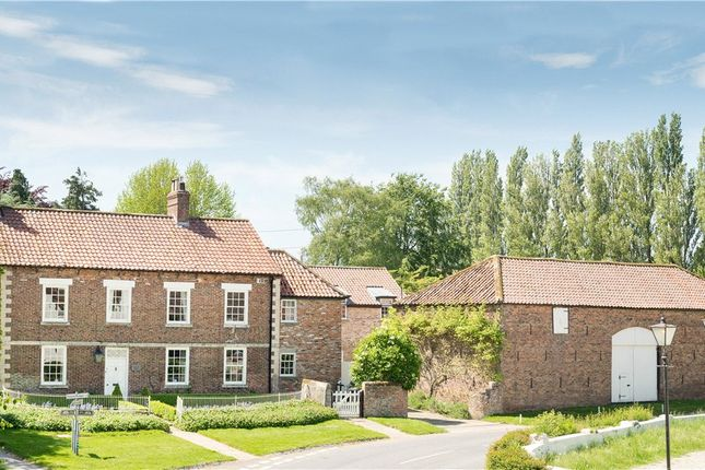 Thumbnail Detached house for sale in Manor Farm, Roecliffe, Near Boroughbridge, North Yorkshire