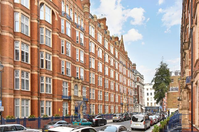 Thumbnail Flat for sale in Bickenhall Mansions, London