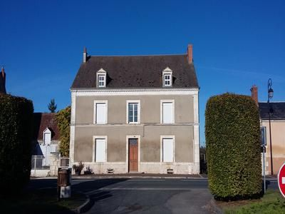 Thumbnail Property for sale in Meunet-Planches, Indre, France