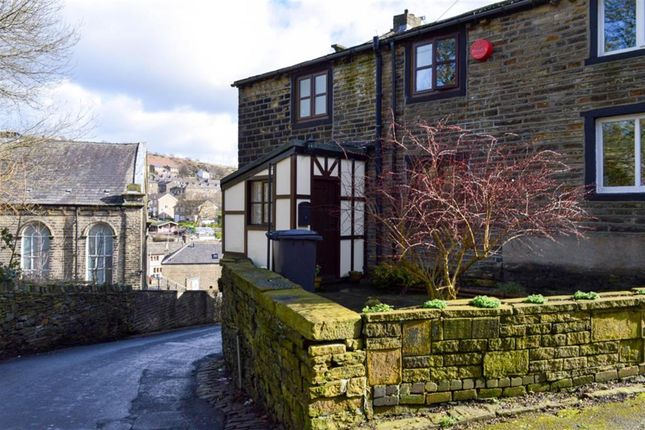 Thumbnail Cottage for sale in Cosy Cottage, Parkwood Road, Longwood, Huddersfield