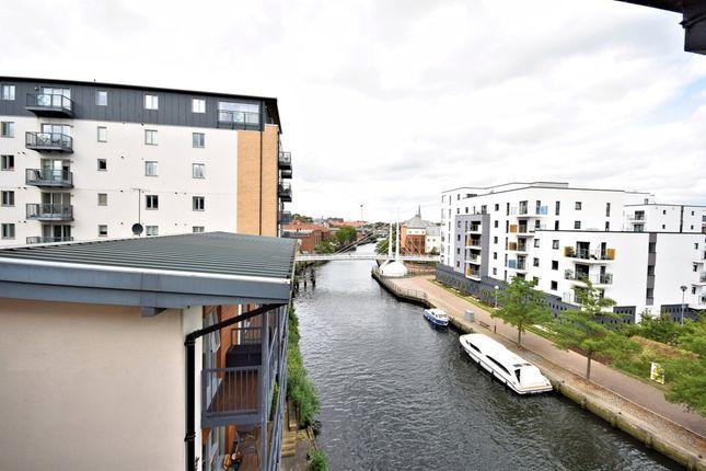 Thumbnail Flat for sale in King Street, Norwich