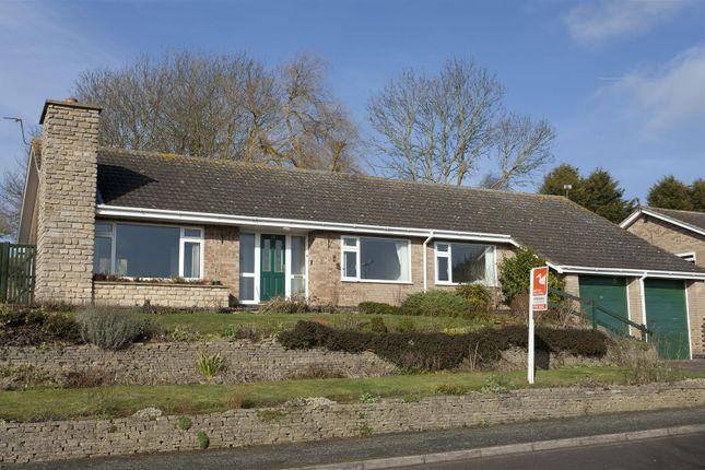 Thumbnail Detached bungalow for sale in Hillside Drive, Grantham