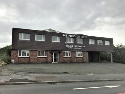 Thumbnail Office for sale in Roetan House, Thorns Road, Quarry Bank, Brierley Hill, West Midlands