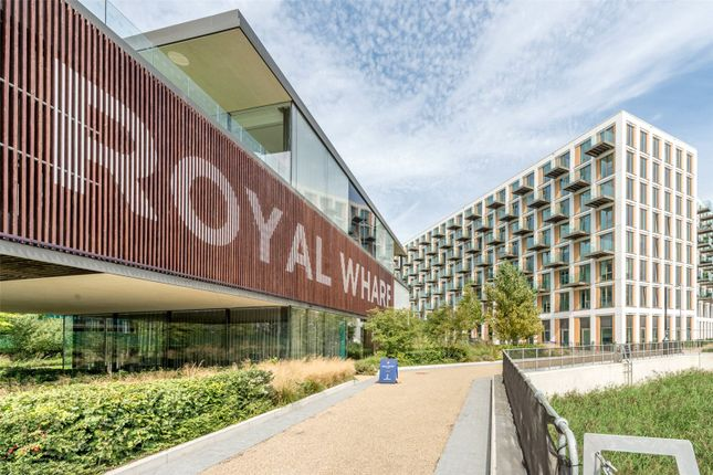 Thumbnail Property for sale in Portland House, Royal Wharf