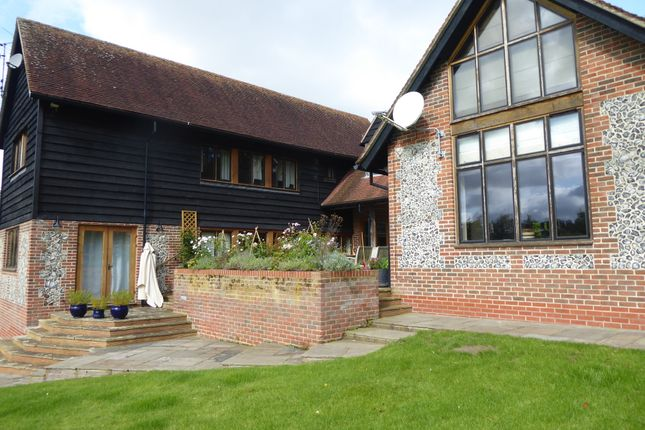 Thumbnail Detached house to rent in Bosmore Lane, Fawley