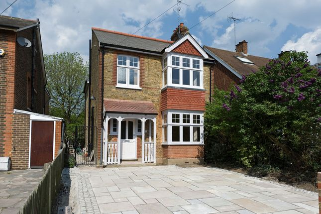 Thumbnail Detached house for sale in Spencer Road, West Wimbledon