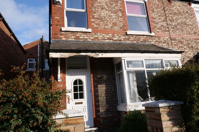 Thumbnail Semi-detached house to rent in Pinewood Road, Eaglescliffe, Stockton-On-Tees