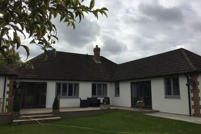 Thumbnail Detached bungalow for sale in Church Grove, Wexham