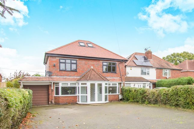 Thumbnail Detached house for sale in Fillongley Road, Meriden, Coventry