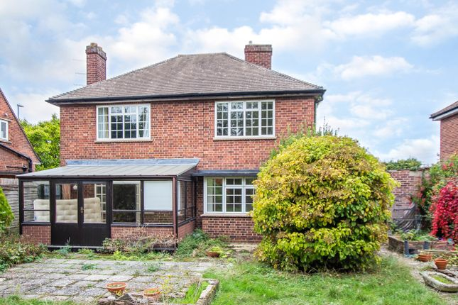 Thumbnail Detached house for sale in Queen Ediths Way, Cherry Hinton, Cambridge