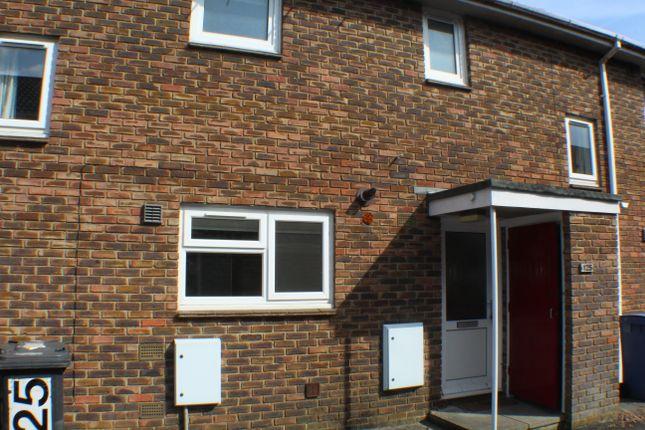 2 bed terraced house to rent in Humphrey Park, Church Crookham, Fleet GU52