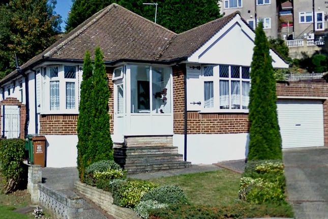 Thumbnail Bungalow for sale in Cranleigh Close, Bexley, Kent