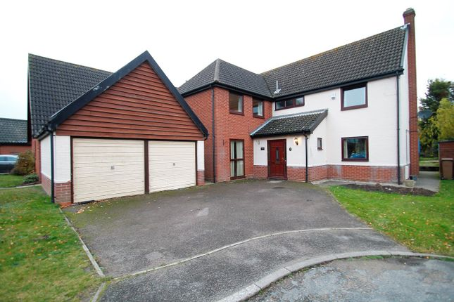 4 bed detached house for sale in Forest Lane, Martlesham Heath, Ipswich