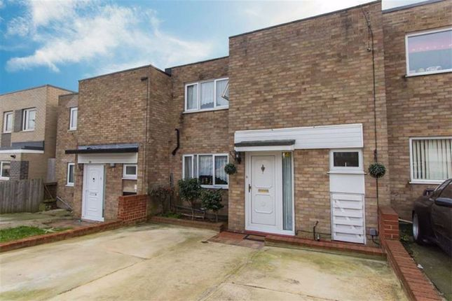 4 bed terraced house for sale in Dewsgreen, Basildon, Essex SS16
