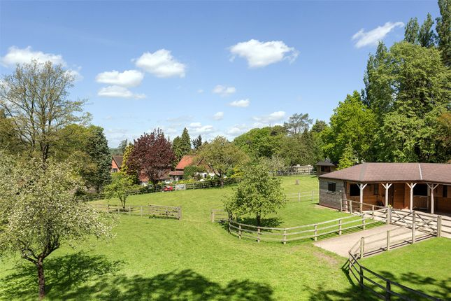 Thumbnail Detached house for sale in London Road, Chalfont St. Giles, Buckinghamshire