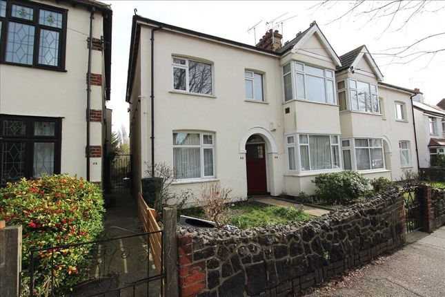 Thumbnail Maisonette for sale in Station Road, Leigh-On-Sea