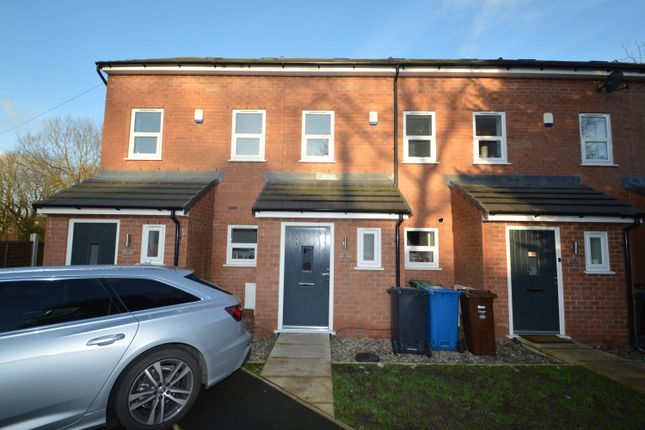 Thumbnail Town house to rent in Hollins Mews, Radcliffe, Manchester