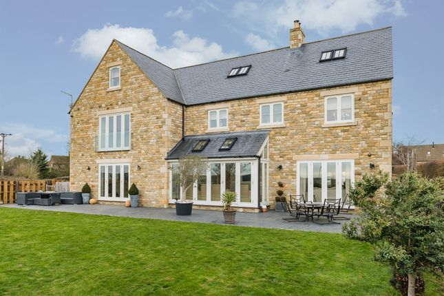 Thumbnail Detached house for sale in Main Street, Upper Benefield, Peterborough