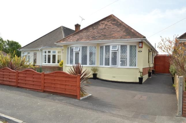 Thumbnail Bungalow for sale in Moordown, Bournemouth, Dorset