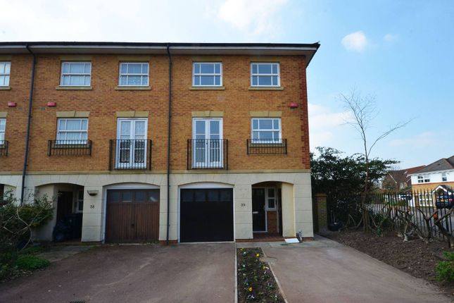 4 bed end terrace house to rent in Wittering Close, Kingston