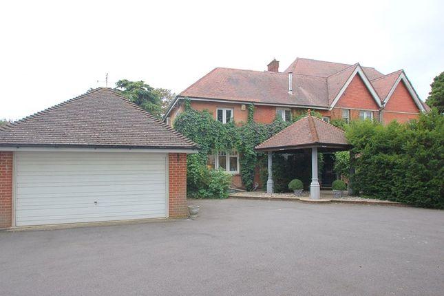 Thumbnail Semi-detached house for sale in Dolphin House, Green Lane, Alverstoke, Gosport