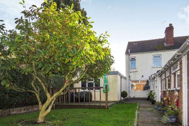 3 bed semi-detached house for sale in Newark Road, North Hykeham, Lincoln