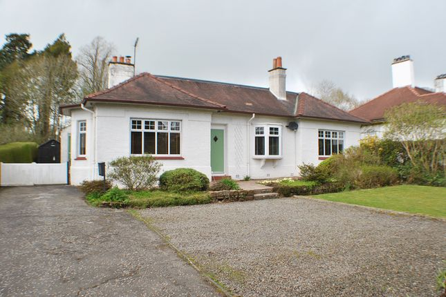 Thumbnail Detached bungalow for sale in 71 Edinburgh Road, Dumfries