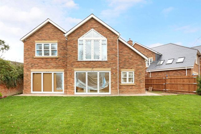 New Build Homes In Bourne End