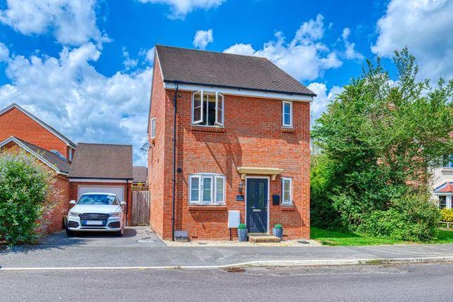 Thumbnail Detached house for sale in Redwing Road, Melksham