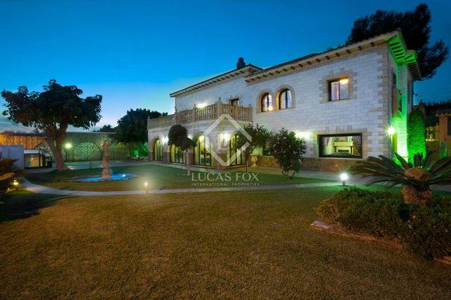 Thumbnail Villa for sale in Spain, Barcelona North Coast (Maresme), Sant Andreu De Llavaneres, Mrs1389