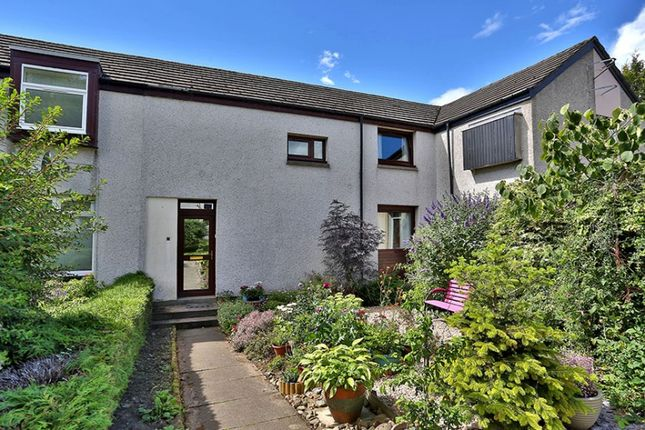 Thumbnail Terraced house for sale in Towerview Park, Peterculter, Aberdeen