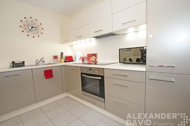 Thumbnail Flat to rent in Ashville Way, Wokingham