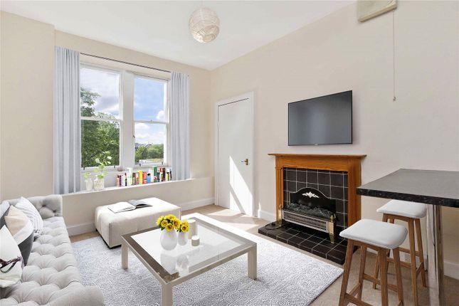 Living Room of St Leonards Street, Newington, Edinburgh EH8