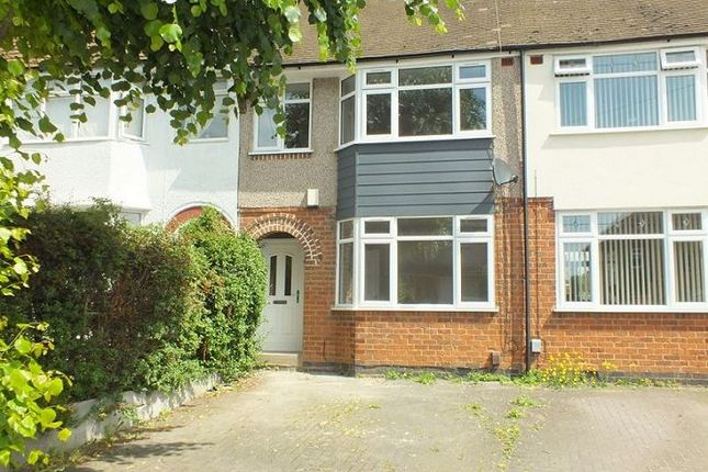 Thumbnail Terraced house to rent in Tennyson Road, Poets Corner, Coventry