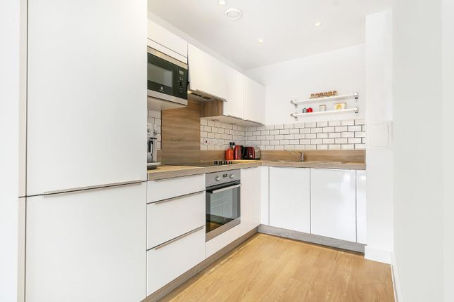 Kitchen of Carney Place, London SW9