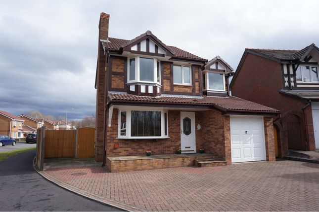 Thumbnail Detached house for sale in Beaumont Chase, Bolton
