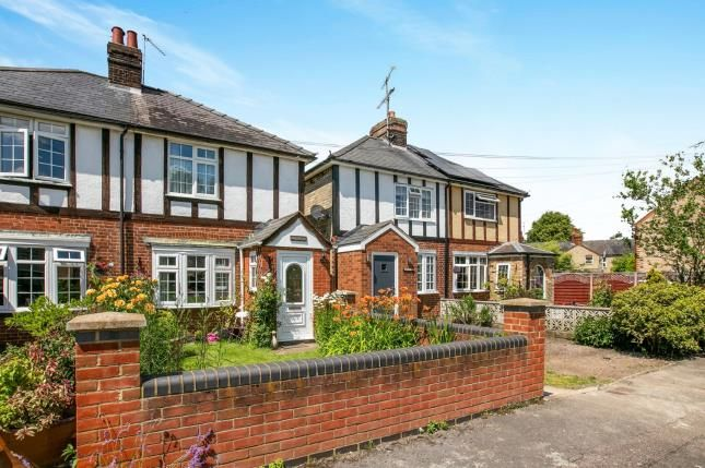 Thumbnail Semi-detached house for sale in Green Lane, Hitchin, Herts, England