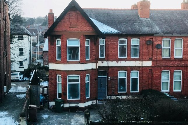 Thumbnail End terrace house for sale in Westbank, Birkenhead