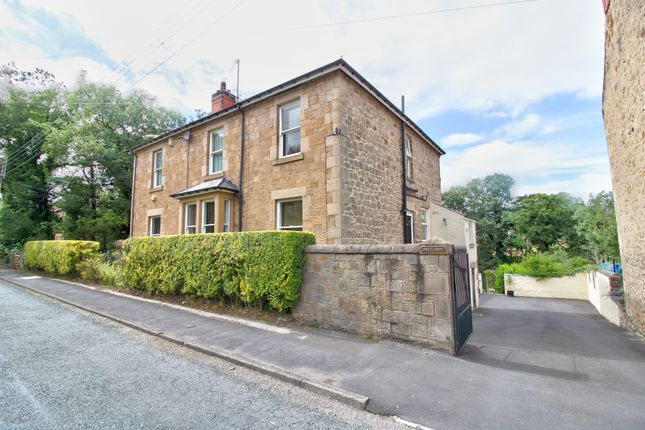 Thumbnail Detached house for sale in Summerfield Terrace, Low Westwood, Newcastle Upon Tyne