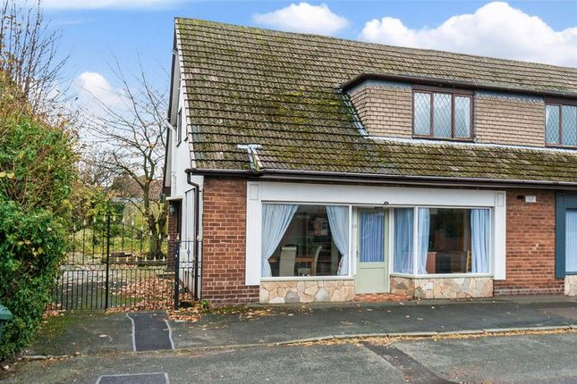Thumbnail Semi-detached house for sale in School Lane, Downholland, Ormskirk