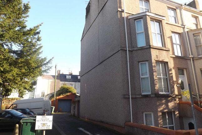 5 bed end terrace house for sale in Church Street, Caernarfon